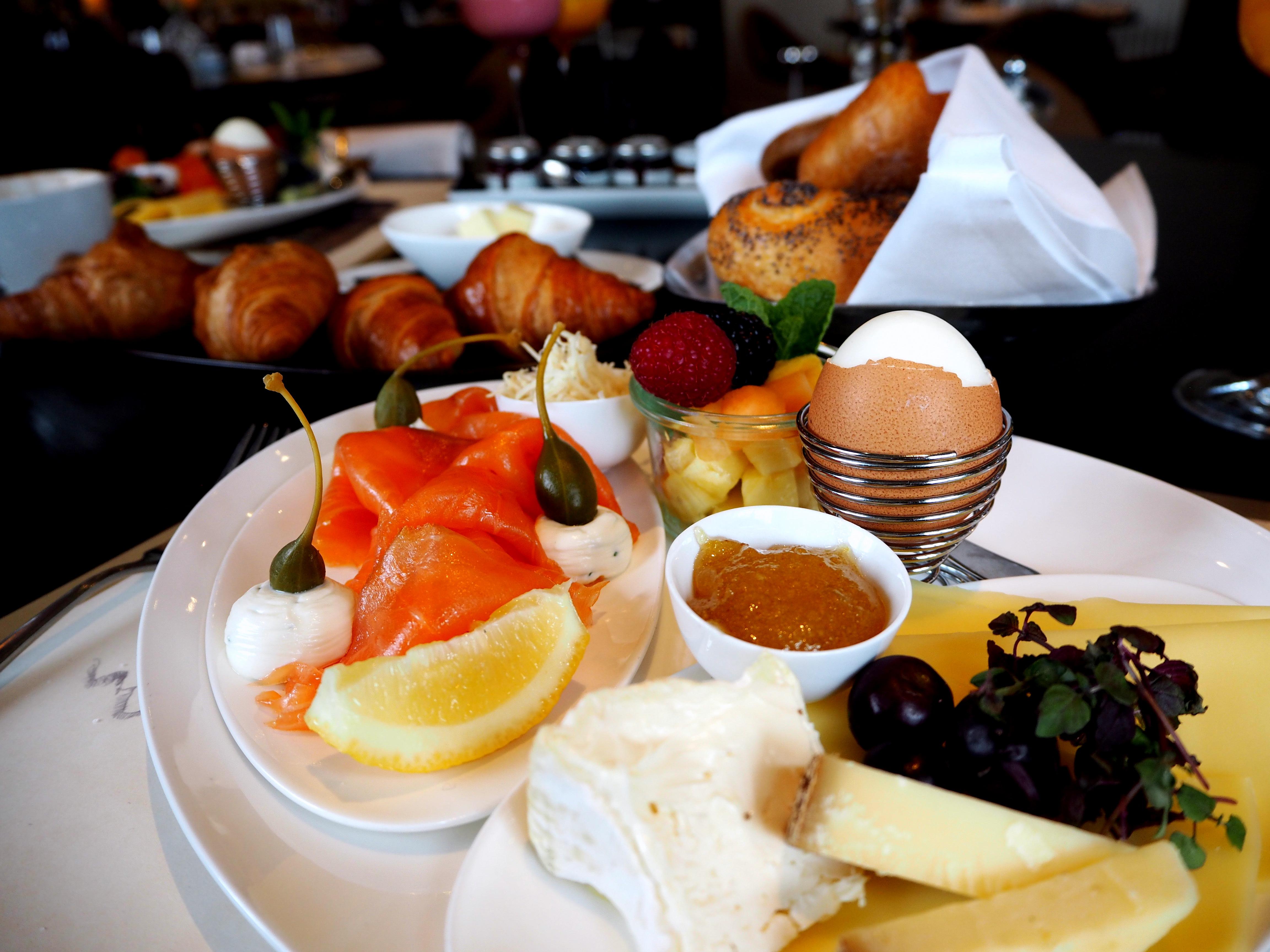 do&co albertinna frühstück führung