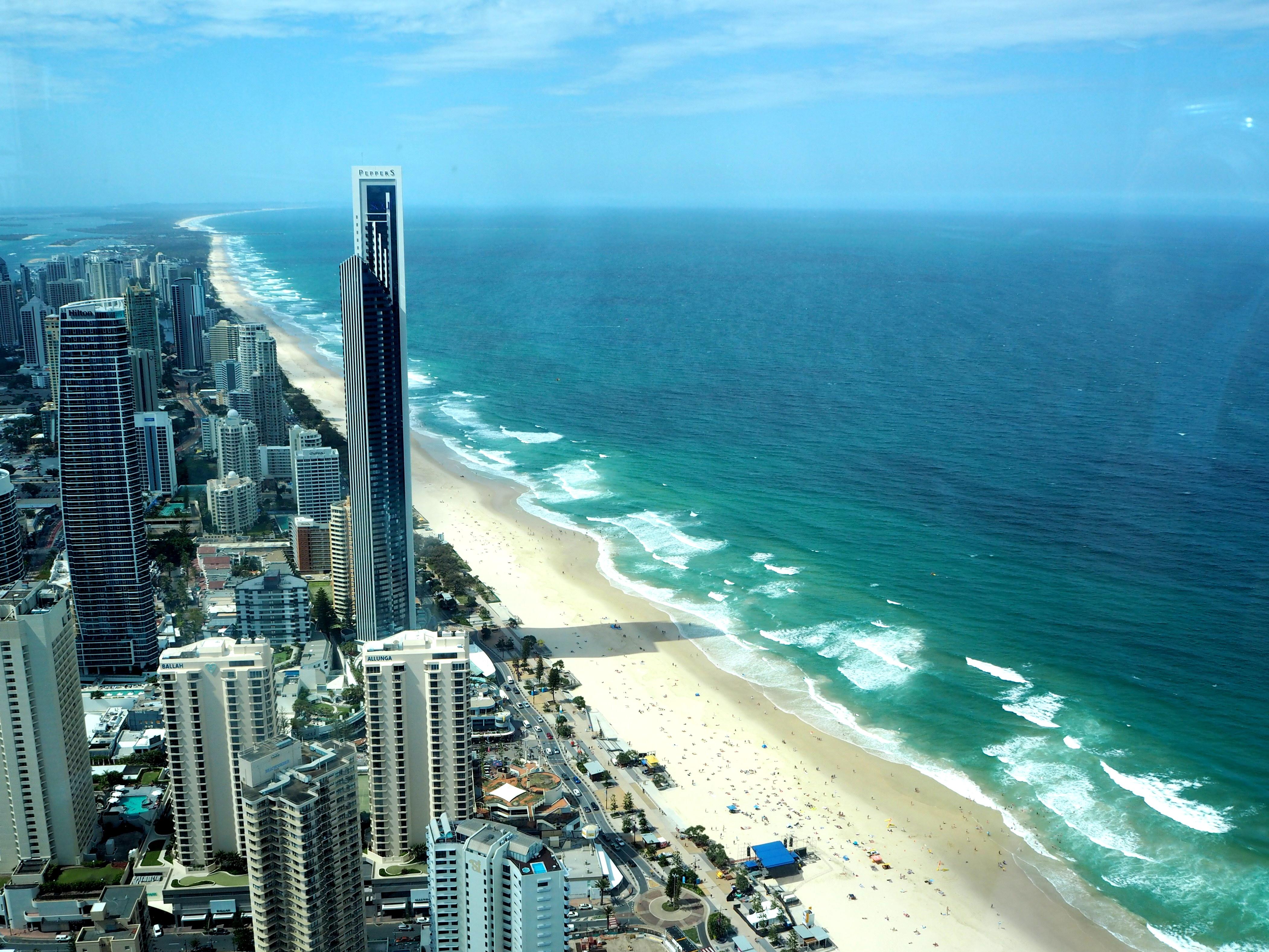 australien surfers paradise