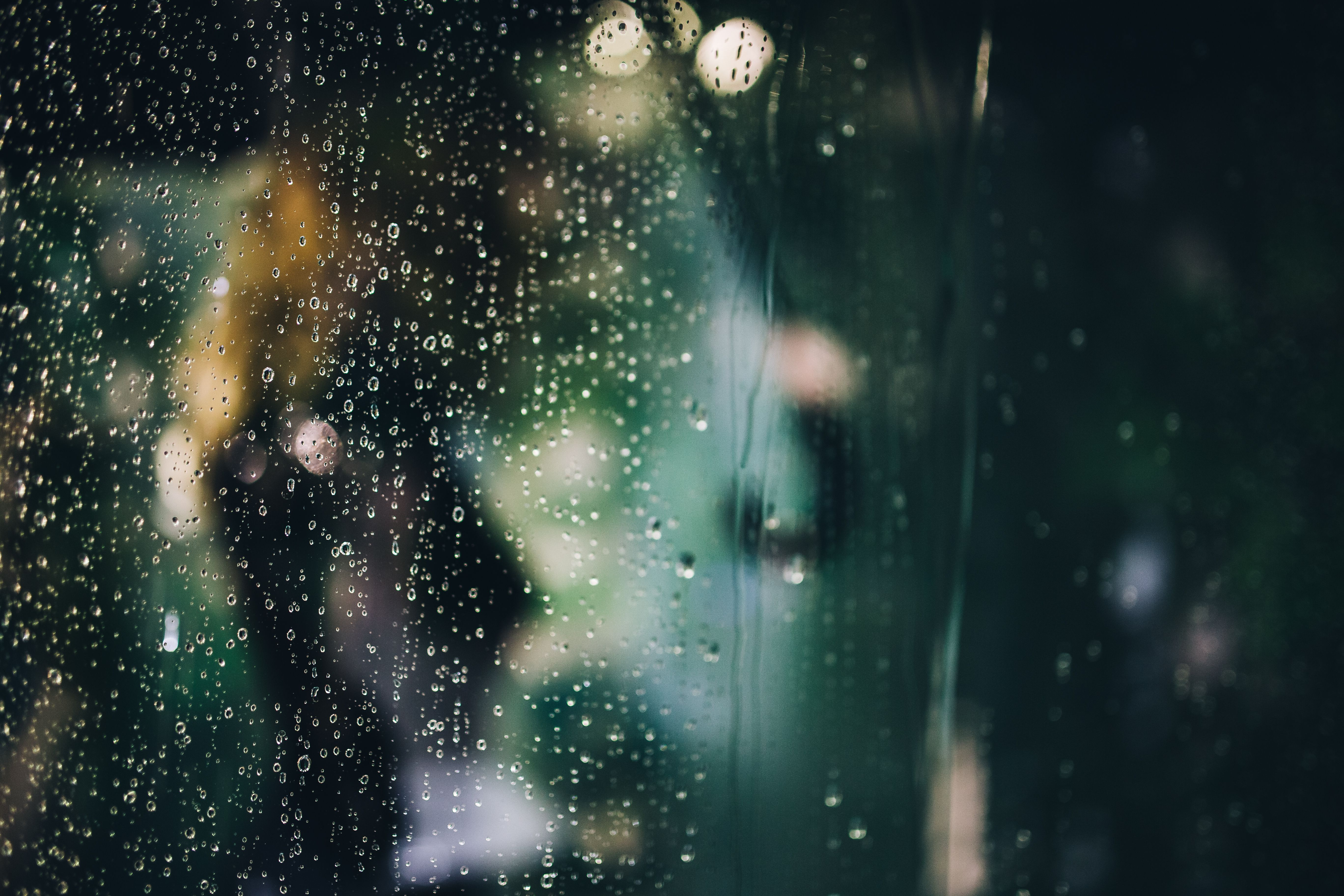 waterdrops rain