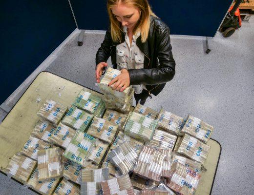 the big simple Geld