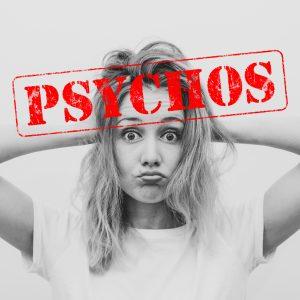 psychos cover